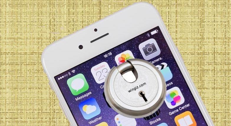 كيفية معرفة الايفون مفتوح رسمي بالصور