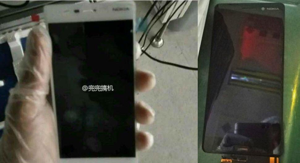 تسريب أول صور لهاتفى Nokia E1 و Nokia D1C