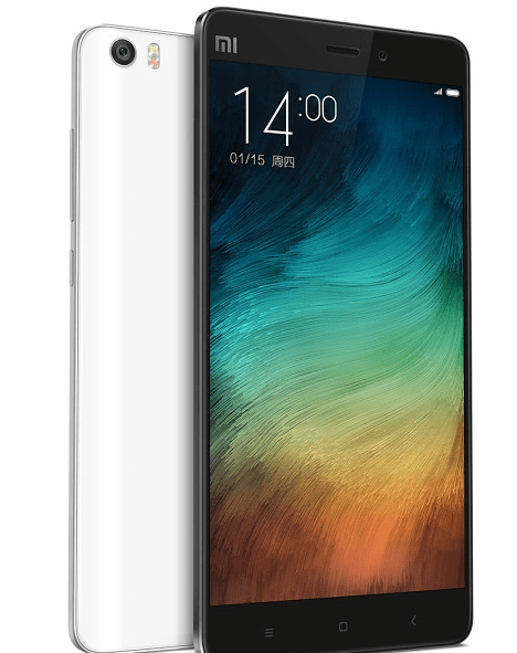 اهم مميزات وعيوب هاتف Xiaomi Mi Note