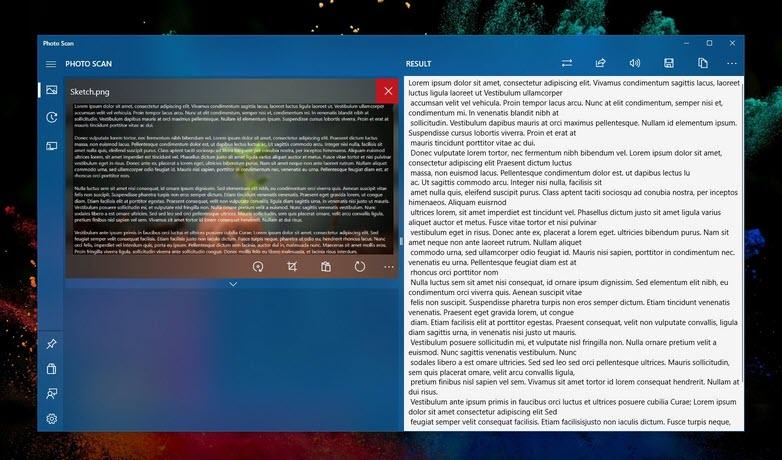 برنامج استخراج النصوص من الصور للكمبيوتر ويندوز 10