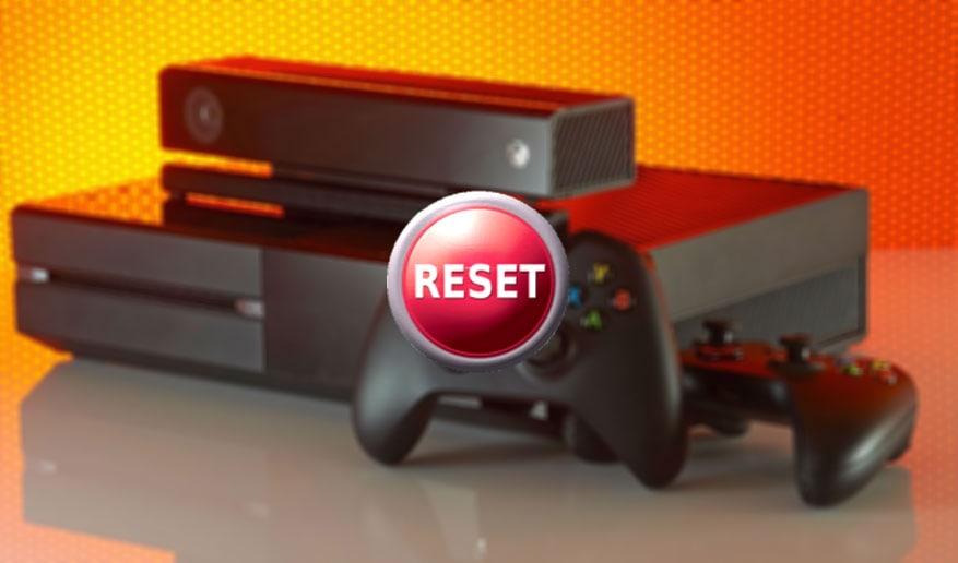 طريقة عمل ريست لجهاز Xbox One