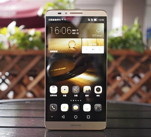 تسريب مواصفات Huawei Mate 8 مع شاشة 6 انش