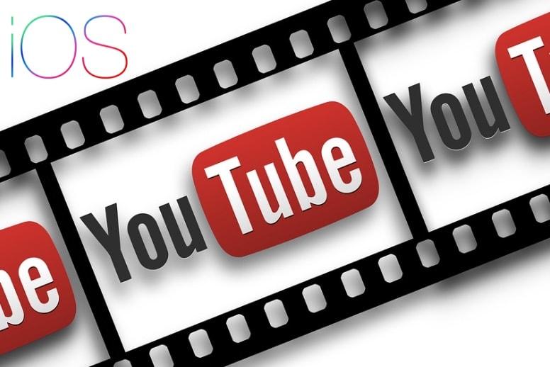 محو سجل البحث في اليوتيوب للايباد والايفون