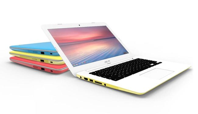 لاب توب كومباك بنظام كروم ASUS Chromebook C300