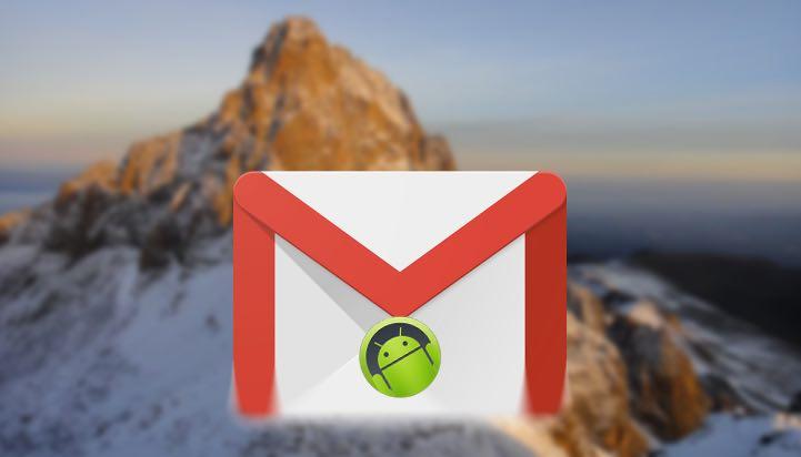 كيفية استخدام الجيميل للاندرويد ارسال رسالة وارفاق الملفات والصور