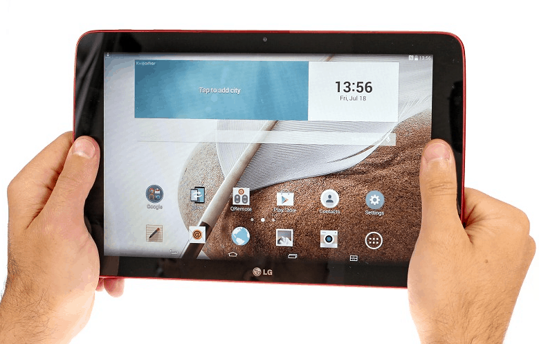 مميزات وعيوب ال جي باد 10 - LG G Pad 10.1