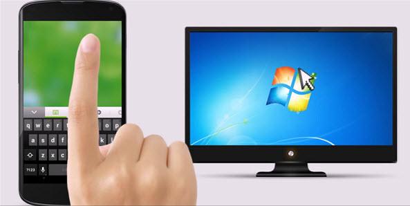 طريقة تحويل هاتفك الاندرويد الى ماوس للكمبيوتر ؟