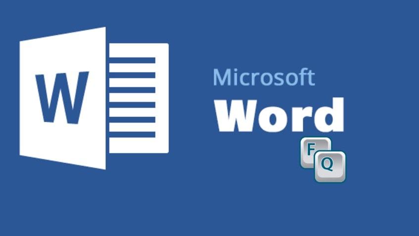 اضافه اختصارات للكيبورد في برنامج Microsoft Word