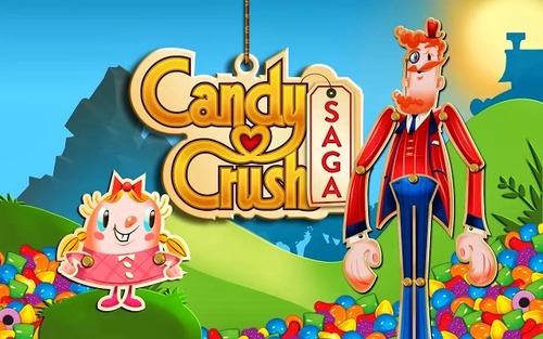 ����� ��������, ������ ����� ���� ����� ���� ���� Candy Crush