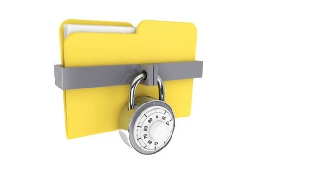 كيفية غلق الملفات بباسورد' الفولدرات, البارتشن ' فى ويندوز 8 ويندوز 7 بالصور folder lock