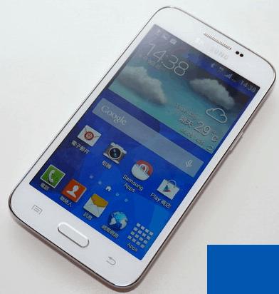 سامسونج تكشف عن هاتفها galaxy core lte بسعر رخيص
