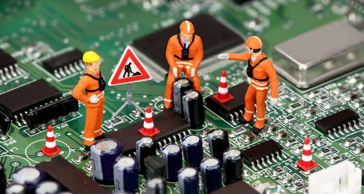 كيفية تعلم إصلاح الأجهزة الالكترونية بنفسك