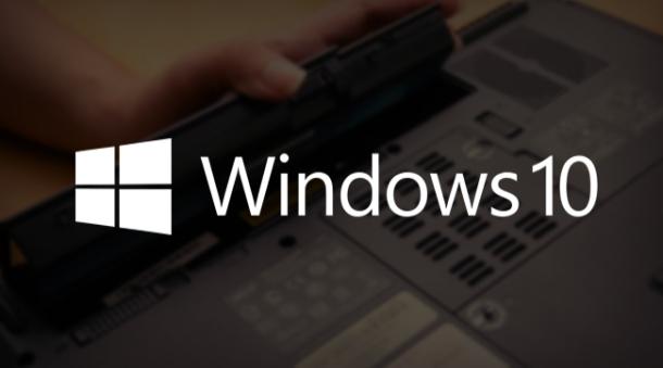 معرفة البرامج التي تستهلك بطارية اللاب توب فى ويندوز 10