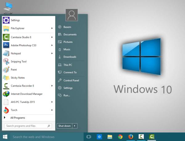 تحميل برنامج كرت شاشة ويندوز 7