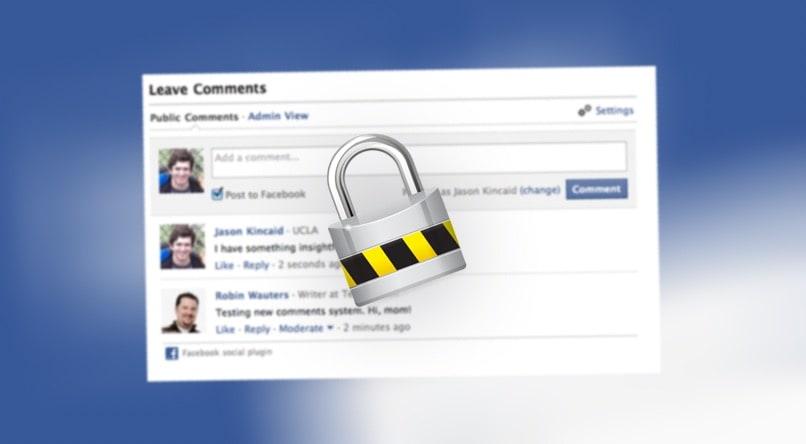 غلق التعليقات على الفيس بوك لغير الاصدقاء
