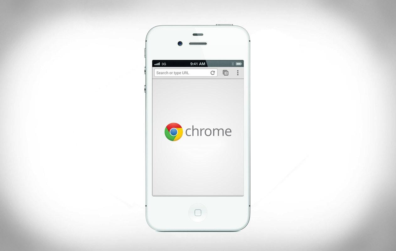 كيفية مسح سجل التصفح في الايفون فى جوجل كروم