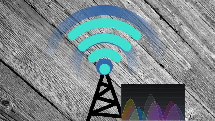 طريقة اختيار قناة الاتصالات في الراوتر للحصول علي اشارة واي فاي قوية