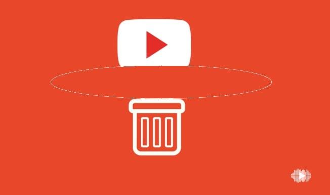 طريقة حذف حساب اليوتيوب بالصور delete youtube account