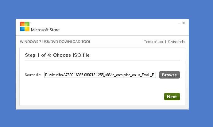 برنامج power iso ويندوز 7