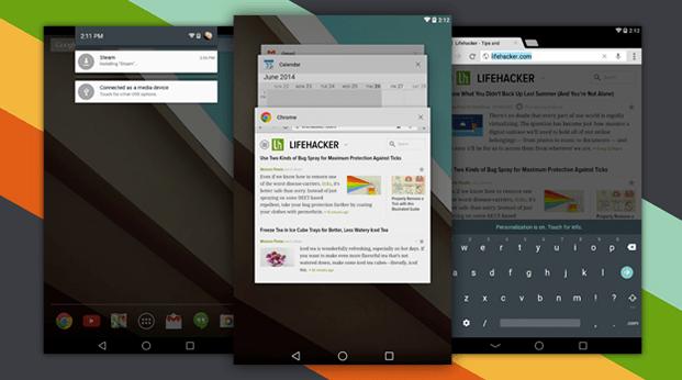 طريقة تنصيب الاندرويد l على Nexus 5 او Nexus 7