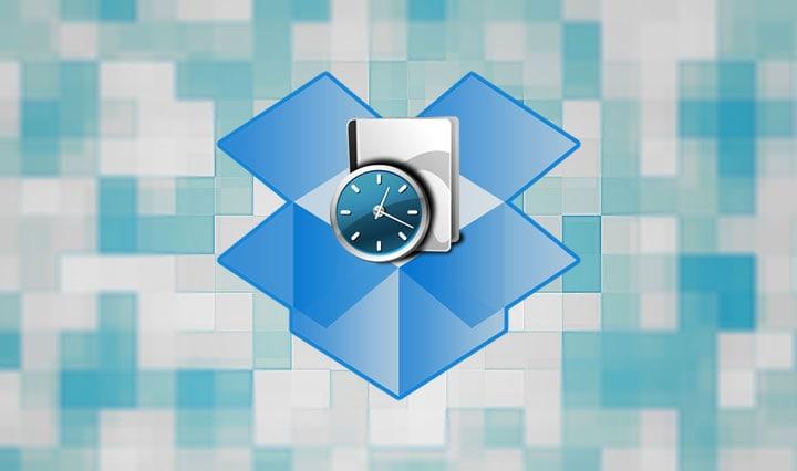 طريقة حذف ملف من دروبوكس Dropbox بعد وقت معين