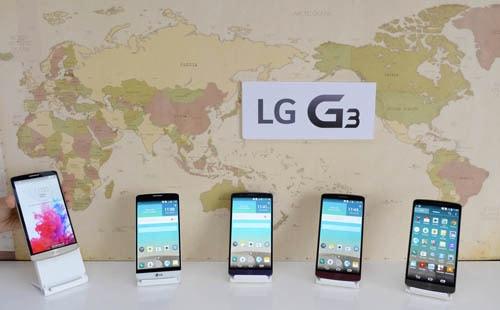 الاعلان عن هاتف lg g3 فى 27 يونيو