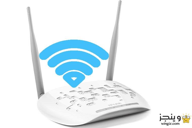 اخفاء شبكة الواي فاي فى الأكسس بوينت access point