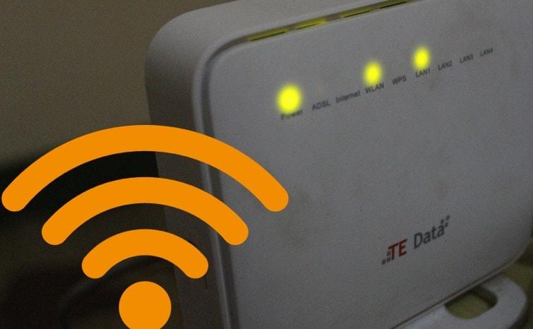 شرح تحويل روتر tedata القديم الى access point اكسس وايرلس و سويتش