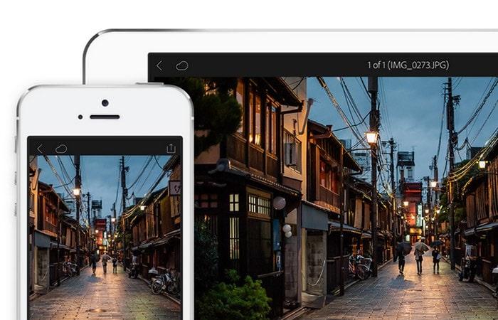 Adobe Lightroom Mobile : تطبيق محرر الصور اصبح مجاناً على ios