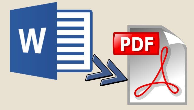 تحويل من ورد الى بديف محول Pdf لـ Excel
