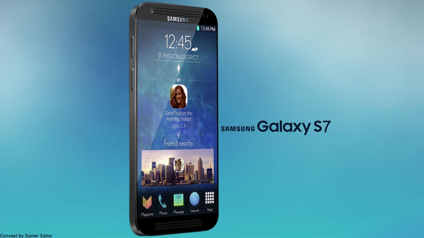 شائعات الاعلان عن Galaxy S7 فى ثلاث نسخ