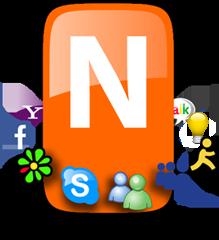 تغير باسورد النيم باز change password nimbuzz