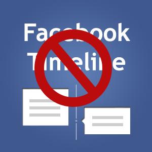 طريقة حذف التايم لاين نهائيا بالصور Remove Facebook Timeline
