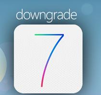 طريقة استرجاع الاصدار من ios 7 beta الى 6.1.4 ' ios beta 7 downgrade '