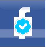 الحساب الموثق في الفيس بوك verified users on facebook