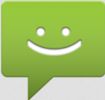 تغيير البرنامج الافتراضي لإرسال الرسائل فى اندرويد كيت كات | change default sms app android