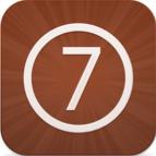 ثيم جديد للايفون 5, ايفون 5s , ايفون 5c مع جيلبريك 7 غير مقيد