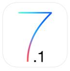 المميزات الجديدة فى تحديث ios 7.1 ودعم الجيلبريك | ios 7.1 release date