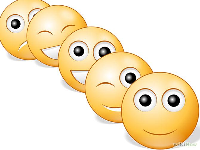 طريقة اضافة الابتسامات والوجوه التعبيرية في تعليقات الفيس بوك