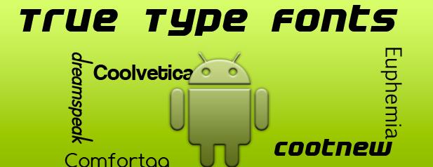 طريقة تغيير الخط في الاندرويد بدون روت ومع الروت الإعدادت ,HiFont, Font Installer, PerAppFonts