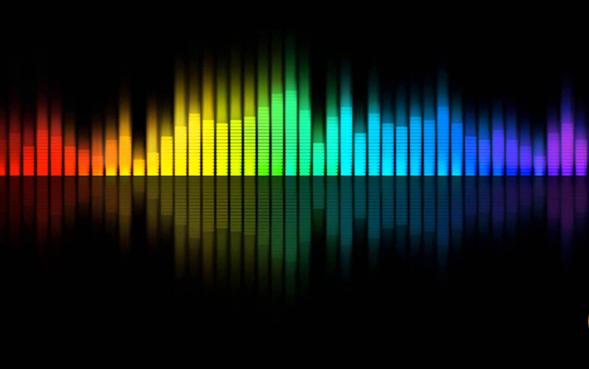 كيفية اضافة تاثيرات على الصوت, تسريع الصوت مع دعم العديد من الإمتدادت المختلفة