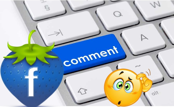 التعليق في الفيس بوك بالإبتسامات والرموز والايموشن