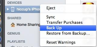 تحديث الأيفون بدون حذف البرامج 4