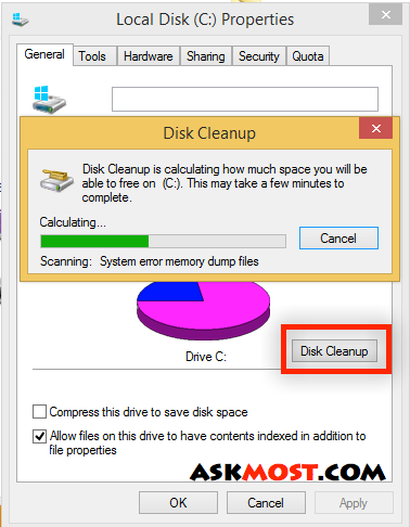 disk cleanup_1