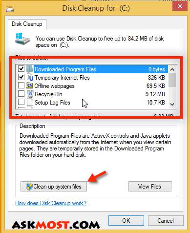 disk cleanup_2