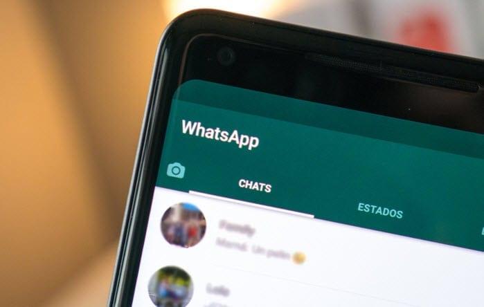 ارسال رسالة لاكثر من شخص على الواتس اب دون إجراء دردشة جماعية