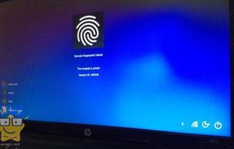 فتح الكمبيوتر بالبصمة : شرح فتح الكمبيوتر ببصمة اليد باستخدام برنامج Fingerprint