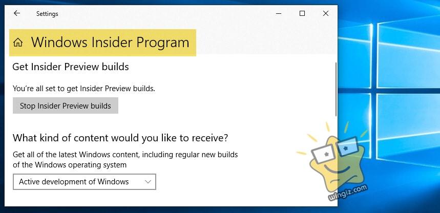 شرح windows insider : الحصول على تحديثات ويندوز 10 قبل الجميع