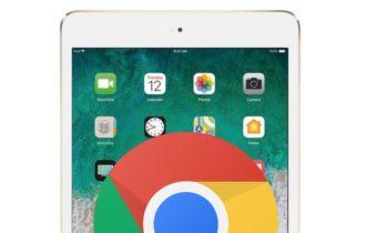 [18] اختصارات جوجل كروم للايباد