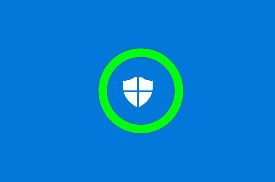 تفعيل خاصية الحماية من البرامج الضارة ويندوز 10